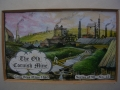 Carn Brea mine - original painting